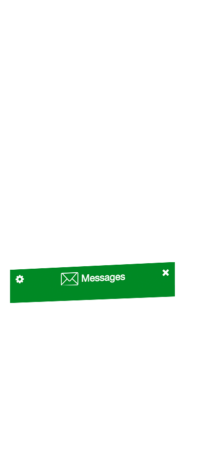 Image of a messages panel