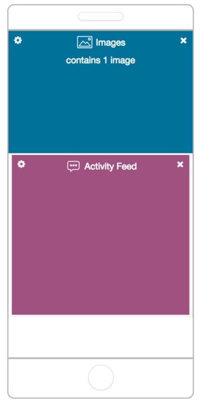 Activity Feed panel