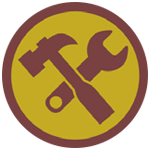badge example