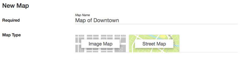New Street Map